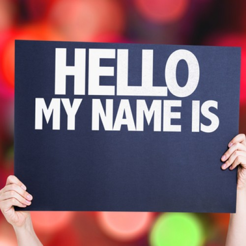 how to create a creative blog name