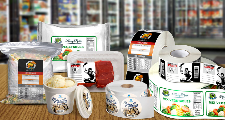 Freezer Labels Satisfaction Guaranteed You Will Receive A Digital Proof Prior To Production Call 877 770 9680 Speak Specialist Now