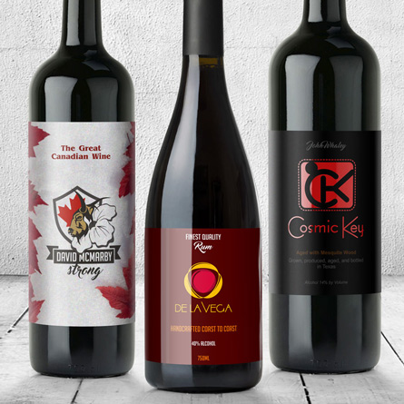 Image result for Personalized Wine Labels - Learn About Their Many Benefits